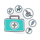medical supplies icon