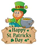 Happy St Patricks Day theme 5