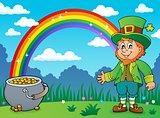 Leprechaun theme image 3