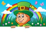 Lurking leprechaun topic image 2