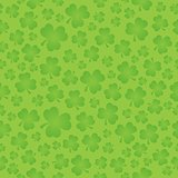 Three leaf clover seamless background 5