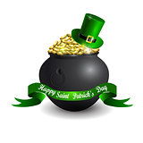 St Patricks Day symbol