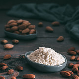 almond powder or almon flour