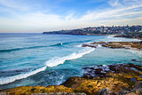 Bronte and Tamarama Beaches, Sidney, Australia