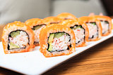 California roll set