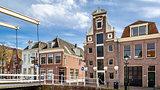 Bridge in Alkmaar, the Netherlands