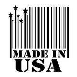 Stamp Made in USA