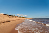 Cavendish Beach in Prince Edward Island National Park