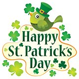 Happy St Patricks Day theme 6