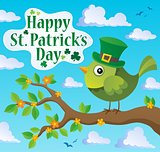 Happy St Patricks Day theme 8