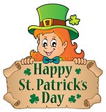 Happy St Patricks Day topic 1