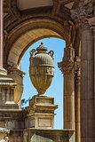Amphora close-up at Exploratorium