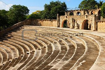Amphitheater at Altos de Chavon