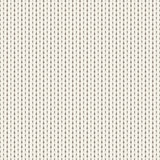 Knitted white seamless vector pattern.