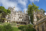 Outside view of  Quinta da Regaleira