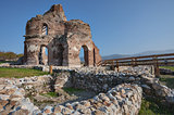 Ruins Red Church Bulgaria
