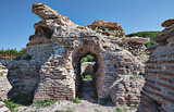 Gate of Trajan Fortress Bulgaria