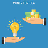 Money for Idea
