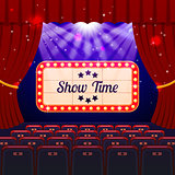 Show Time Concept