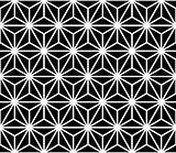 Seamless triangles pattern. Geometric texture.