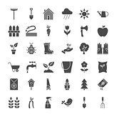 Garden Solid Web Icons