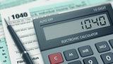 usa tax concept