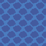 Clouds weather seamless pattern background