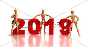 2019 New Years Team