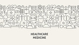Healthcare Medicine Banner Concept