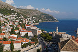 Dubrovnik, august 2013, Croatia, Ploce