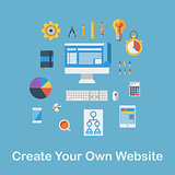 Create Your Own Website.