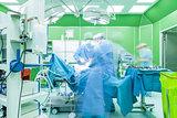 Bussy Surgery Hospital