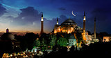 View of Hagia Sophia
