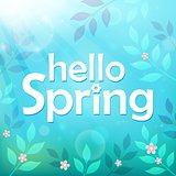Hello spring theme image 7