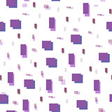 Seamless Squares Pattern. Abstract vector background