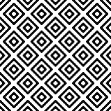 Seamless squares pattern - vector geometric background