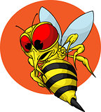 fun wasp