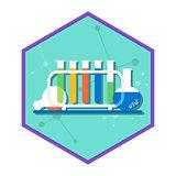 Chemical laboratory tubes