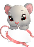 House Mouse - Illustration