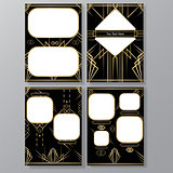artDeco 4 templates