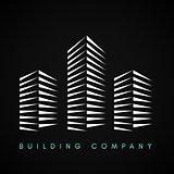 building company logo.
