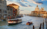 Transport of Venice
