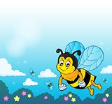 Happy spring bee topic image 2