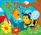 Happy spring bee topic image 3