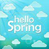 Hello spring theme image 9