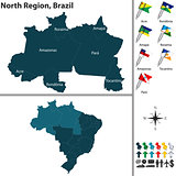 North Region of Brazil