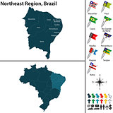 Northeast Region of Brazil