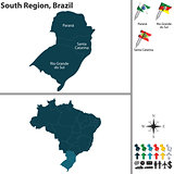 South Region of Brazil
