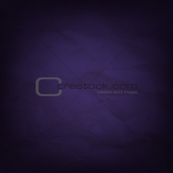 Crumpled Violet Poster