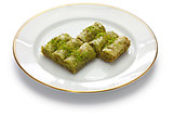 turkish traditional desserts, baklava